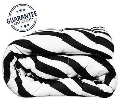 Dekbed bedrukt 240x220cm Zebra