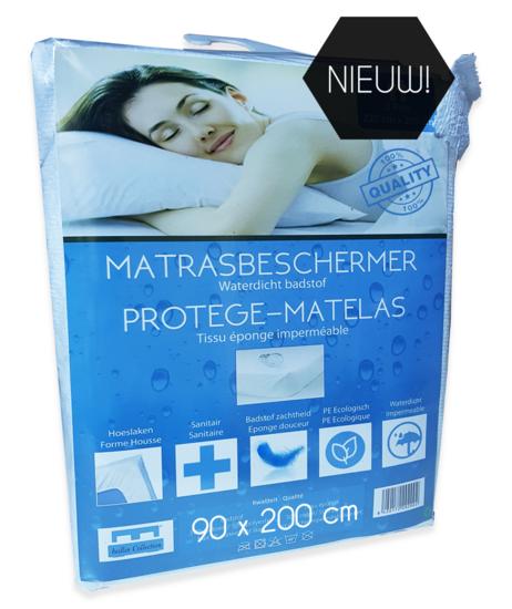 Luxe Matrasbeschermer 90x200cm