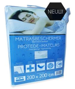 Luxe Matrasbeschermer 200x200cm