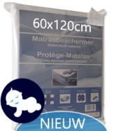 Matrasbeschermer-Waterdicht-Babybedje-60x120Cm