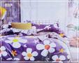Dekbedovertrek 240 x 220cm Micropercal Lits-Jumeaux Bedlin Margeritte